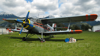 HA-MKK - Antonov An-2 - Private