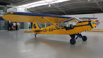 CS-AIA - Piper PA-18 Super Cub - Aerocondor