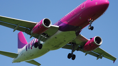 HA-LPI - Airbus A320-232 - Wizz Air