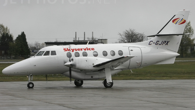 C-GJPX - British Aerospace Jetstream 31 - Skyservice Business Aviation