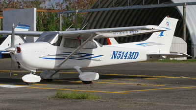 A picture of N514MD - Cessna 172M Skyhawk - [17266476] - © Angel Natal