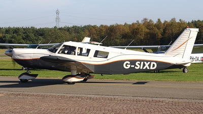 A picture of GSIXD - Piper PA32300 - [327140007] - © HansAir