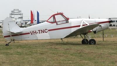 A picture of VHTNC - PA25 Pawnee - [] - © Neville Murphy