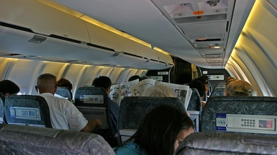 C-FWRS - Bombardier CRJ-100ER - Air Canada