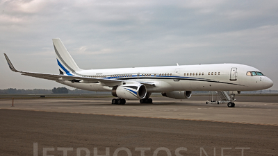 N801DM - Boeing 757-256 - Pace Airlines
