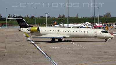 G-DUOC - Bombardier CRJ-701 - Duo Airways