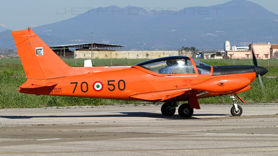 MM55017 - SIAI-Marchetti SF260AM - Italy - Air Force