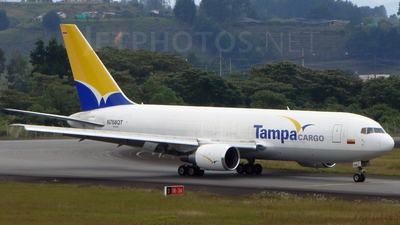 N768QT - Boeing 767-241(ER)(BDSF) - Tampa Cargo