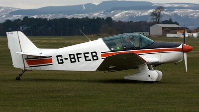 G-BFEB - Jodel D150 Mascaret - Private