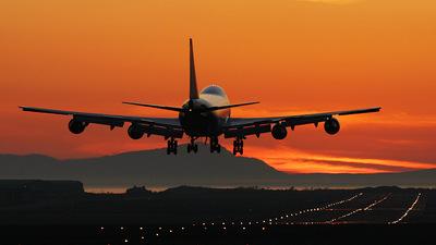 N526MC - Boeing 747-2D7B(SF) - Atlas Air