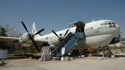 4X-FPN - Boeing C-97G Stratofreighter - Israel - Air Force