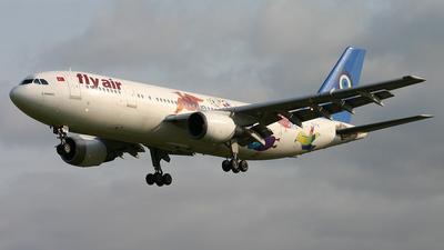 TC-FLE - Airbus A300B2K-3C - Fly Air