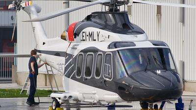 EI-MLY - Agusta-Westland AW-139 - Private