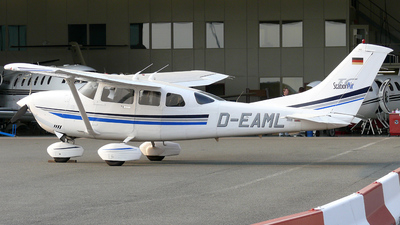 A picture of DEAML - Cessna T206H Turbo Stationair - [T20608348] - © Karsten Bley