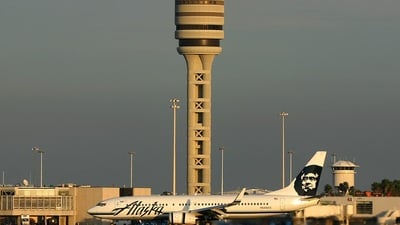 KMCO - Airport - Control Tower