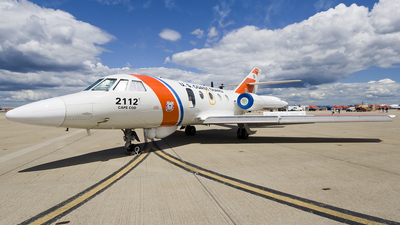 2112 - Dassault HU-25C Guardian - United States - US Coast Guard (USCG)