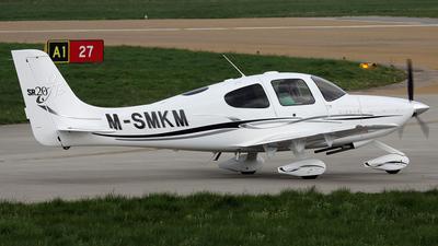 M-SMKM - Cirrus SR20-GTS - Private