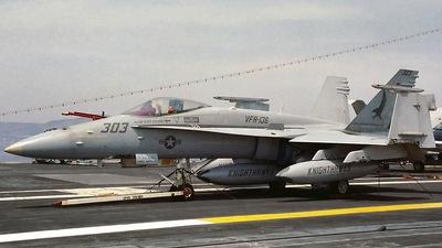 164202 - McDonnell Douglas F/A-18C Hornet - United States - US Navy (USN)