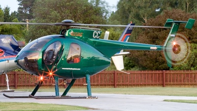 ZK-HCC - Hughes 369E - Mountain Helicopters