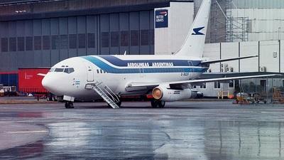 G-BGDF - Boeing 737-236(Adv) - Aerolíneas Argentinas