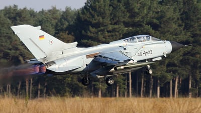 45-22 - Panavia Tornado IDS - Germany - Air Force