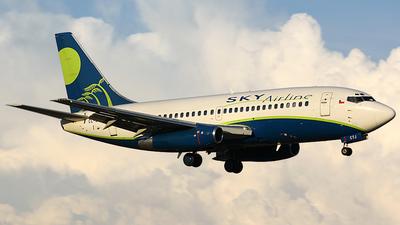 CC-CTJ - Boeing 737-296(Adv) - Sky Airline