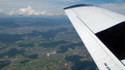 HB-LQJ - Piper PA-34-200 Seneca - Gribair