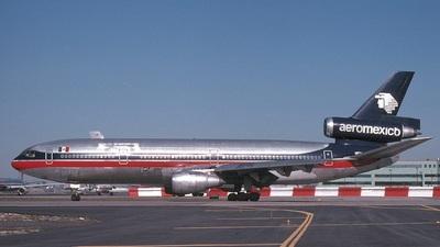 N1003N - McDonnell Douglas DC-10-15 - Aeroméxico