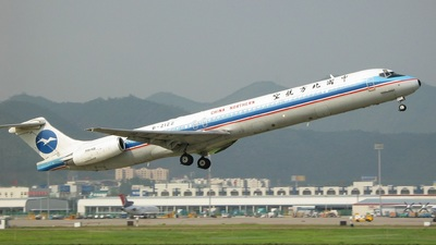 B-2122 - McDonnell Douglas MD-82 - China Northern Airlines