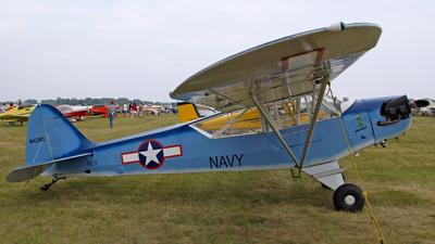 N43NE - Wag-Aero Sport Trainer - Private