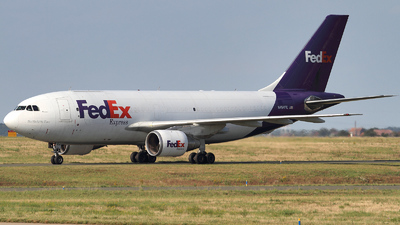 A picture of N454FE - Airbus A310222(F) - [278] - © William VIGNES