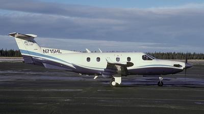 A picture of N715HL - Pilatus PC12/45 -  - © Dmitry Kudryn