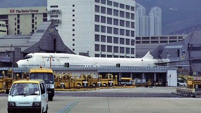 B-165 - Boeing 747-409 - China Airlines
