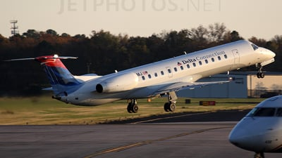 N844MJ - Embraer ERJ-145LR - Delta Connection (Freedom Airlines)