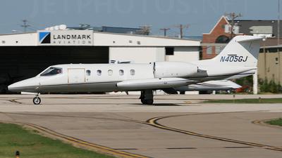 N405GJ - Gates Learjet 35A - Private