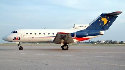 5N-BOS - Yakovlev Yak-40 - Premium Air Shuttle
