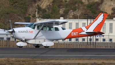 ZK-ENT - Cessna U206G Stationair - Sounds Air