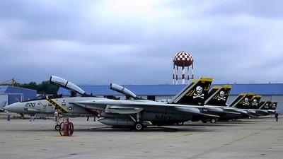 160395 - Grumman F-14A Tomcat - United States - US Navy (USN)