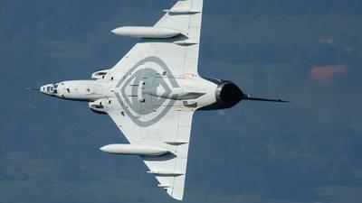 R-2110 - Dassault Mirage 3 - Switzerland - Air Force