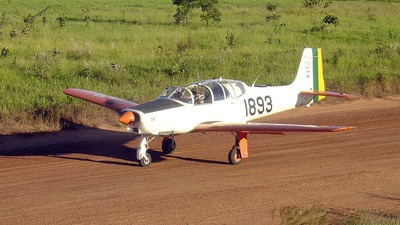 FAB1893 - Neiva T-25C Universal - Brazil - Air Force