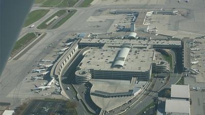 KCMH - Airport - Terminal
