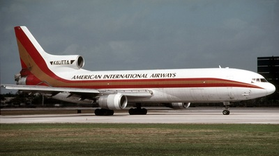 N103CK - Lockheed L-1011-200(F) Tristar - American International Airways (Kalitta)