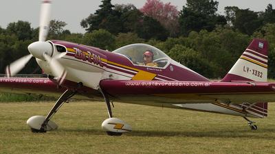LV-X332 - Zlin 50LA - Private