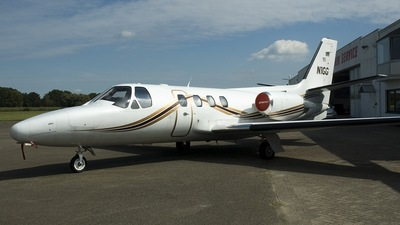 N1GG - Cessna 500 Citation - Private