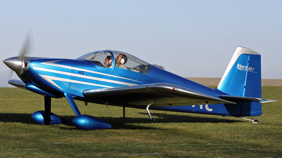 A picture of GRVAC - Van's RV7 - [PFA 32314445] - © hjcurtis