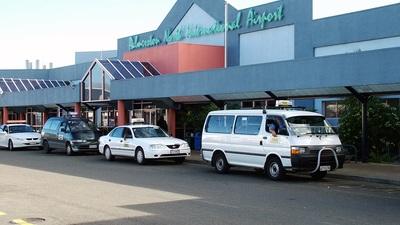 NZPM - Airport - Terminal