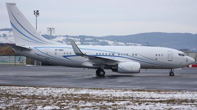 VP-BNZ - Boeing 737-7HD(BBJ) - Gazpromavia