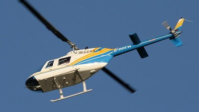 D-HHFW - Bell 206B JetRanger III - Private