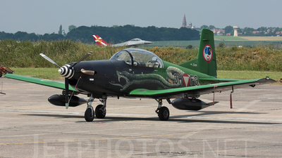 3H-FG - Pilatus PC-7 - Austria - Air Force