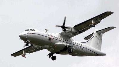 F-WMTO - ATR 42-320 - EADS - Sogerma